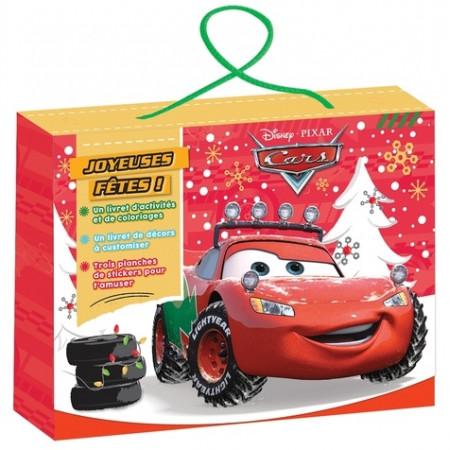 Valisette Cars - Joyeuses fêtes !