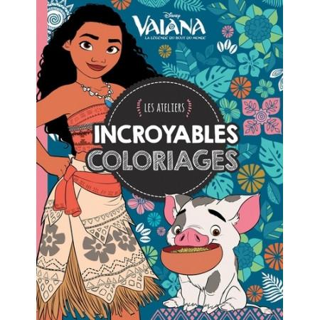 Vaiana, La légende du bout du monde - Les ateliers