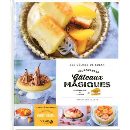 Incroyables gâteaux magiques