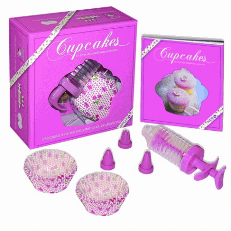 Cupcakes - Le livre des meilleures recettes