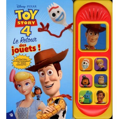 Toy Story 4 : Le retour des jouets !