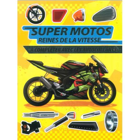 Super motos Reines de la vitesse