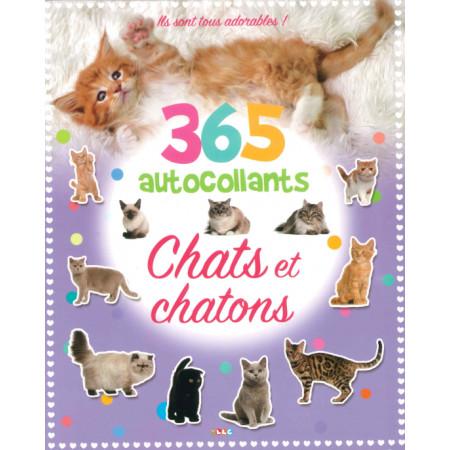 365 autocollants Chats et chatons