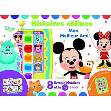Coffret Histoires câlines Disney Baby