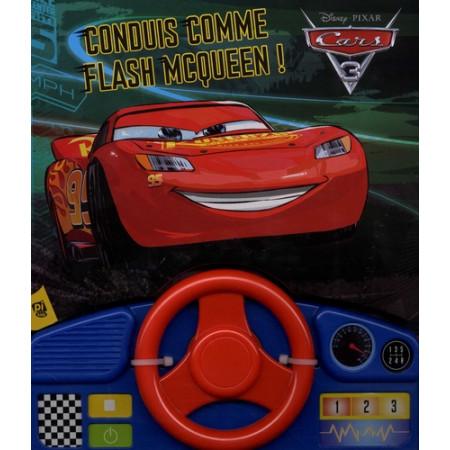 Conduis comme Flash McQueen ! - Cars 3
