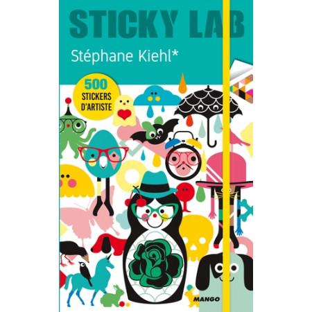 Sticky lab de Stéphane Kiehl
