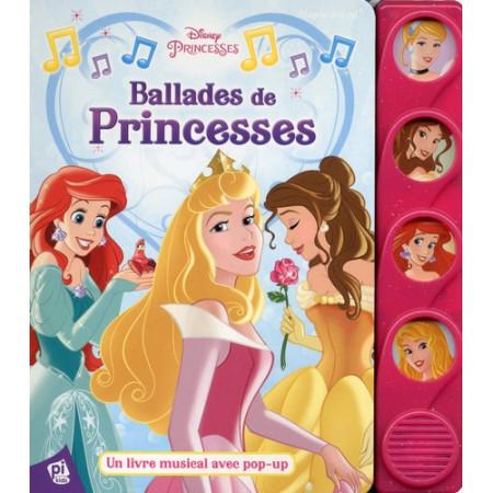 Disney Princesses - Ballades de Princesses