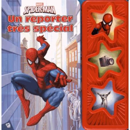 Spider-Man, un reporter très spécial
