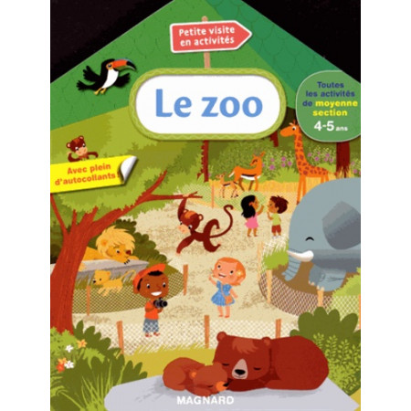 Le zoo - Moyenne Section