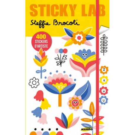Sticky Lab - 400 stickers