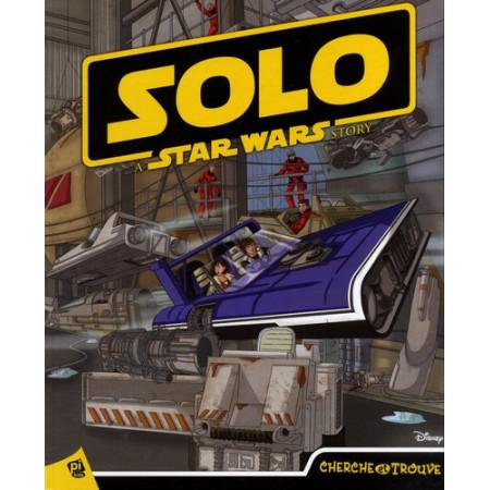 Solo - A Star Wars Story Cherche et trouve