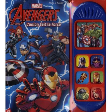 Avengers, l'union fait la force