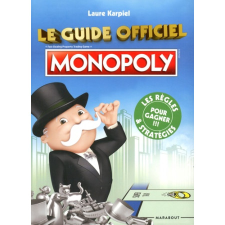 Le guide officiel Monopoly