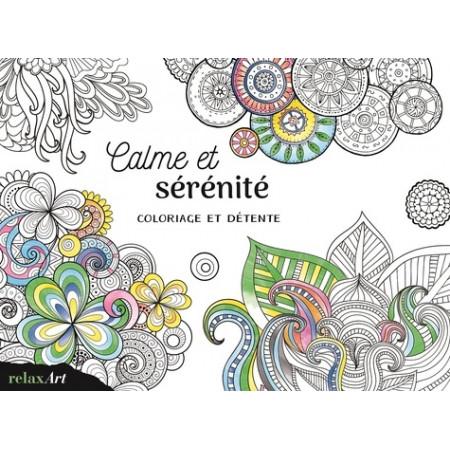 Calme et sérénité -(Edition anglaise)