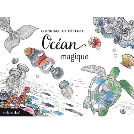 Océan magique ( Edition anglaise)