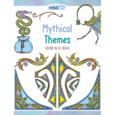 Thèmes mythiques Color thérapie Ed Anglaise