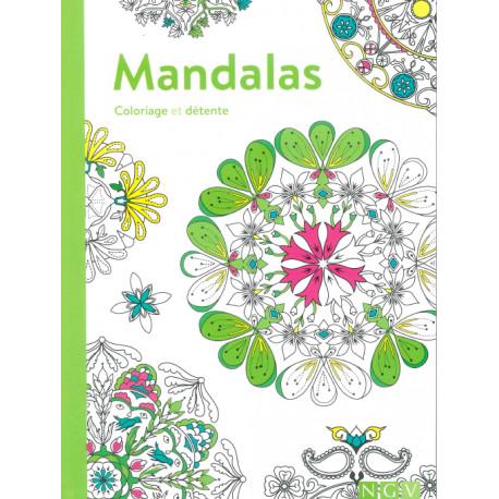 Mandalas Color thérapie