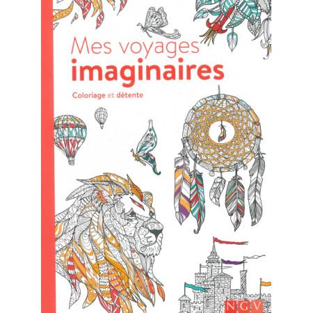 Mes voyages imaginaires Color thérapie