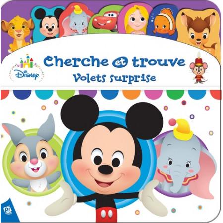 Disney baby - Volets surprises
