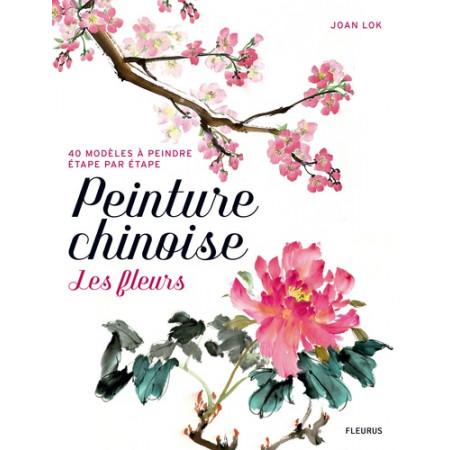 Peinture chinoise - Les fleurs