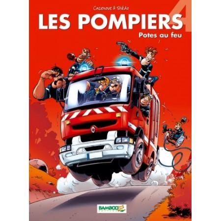 Les Pompiers Tome 4