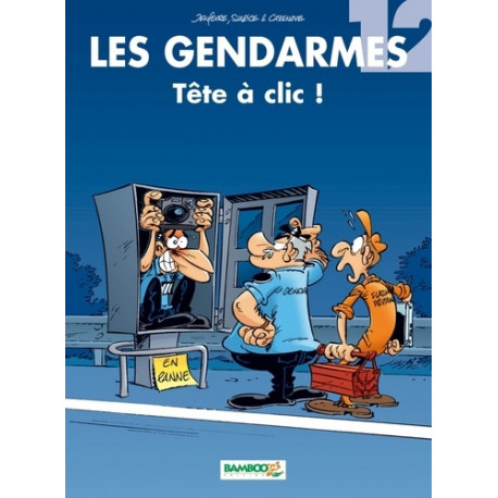 Les gendarmes - Tome 12 - Top humour 2019