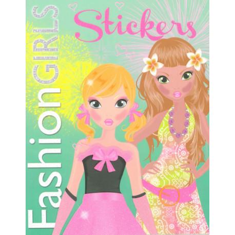 Fashion Girls Stickers (vert)