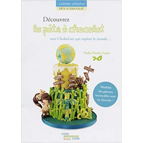 Découvrez la pâte à chocolat avec ChokoLate qui explore le monde..