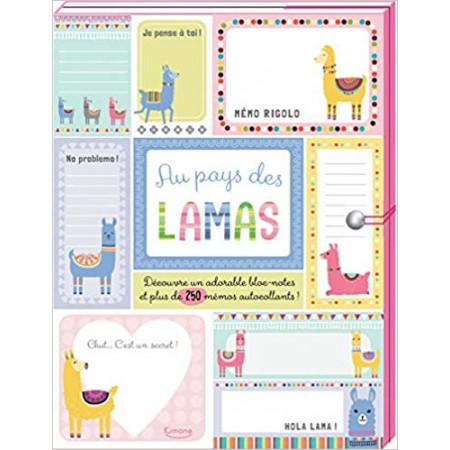 Mes petits messages - Au pays des lamas