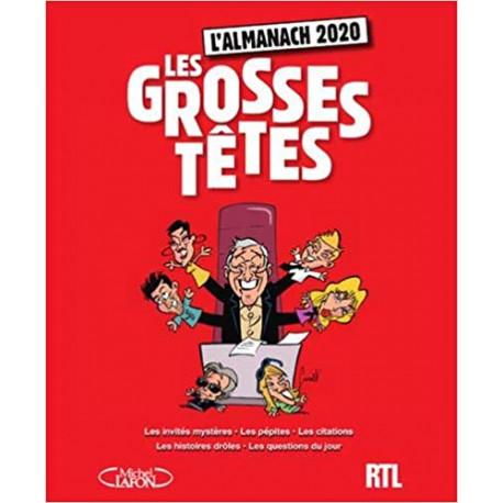 L'almanach des Grosses Têtes 2020