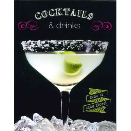 Cocktails & drinks avec et sans alcool
