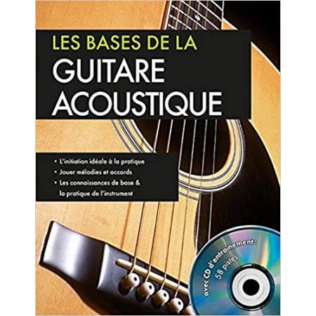 Les bases de la guitare acoustique
