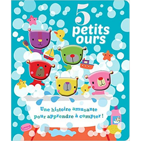 5 petits ours