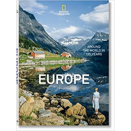 Europe - Le tour du monde en 125 ans