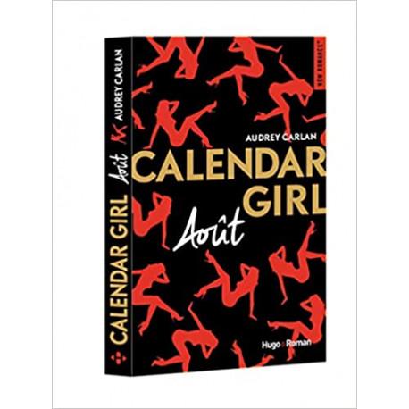 Calendar Girl Août