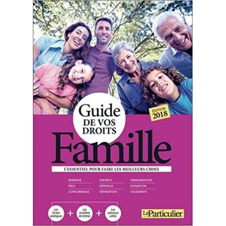 Guide de vos droits famille