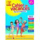 Cahier de vacances - Du CM2 à la 6e - 10-11 ans