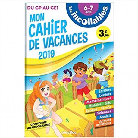 Les incollables - Cahier de vacances Du CP au CE1