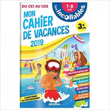Les incollables - Cahier de vacances Du CE1 au CE2