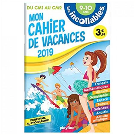 Les incollables - Cahier de vacances Du CM1 au CM2