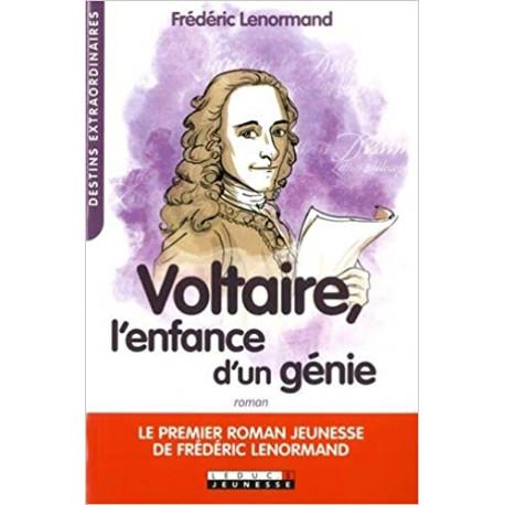 Voltaire, l'enfance d'un génie