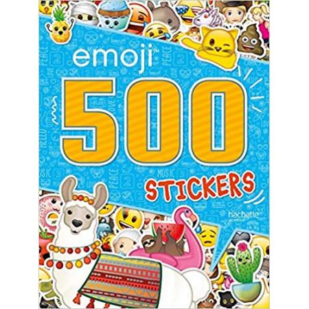 500 stickers Emoji