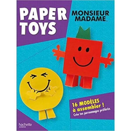 Paper Toys Monsieur Madame
