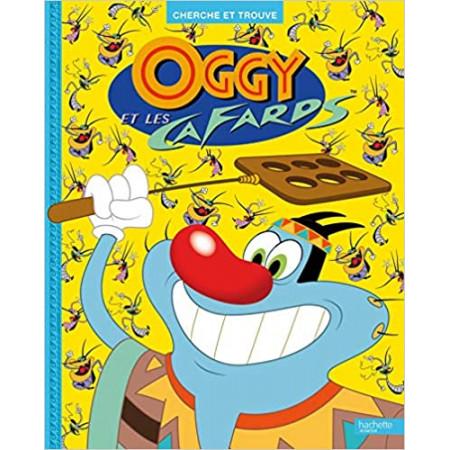 Oggy et les cafards-Cherche et trouve