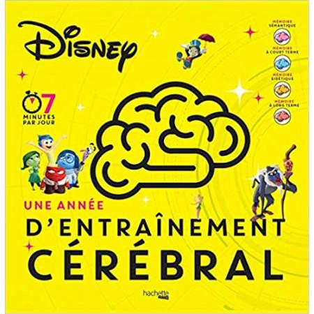 Une année d'entraînement cérébral Disney