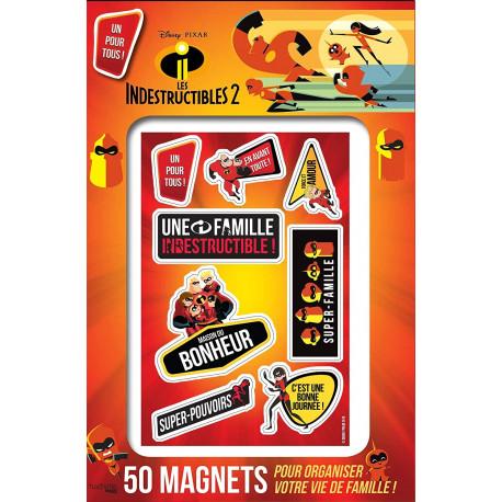Les Indestructibles 2 - 50 magnets pour organiser votre vie de famille !