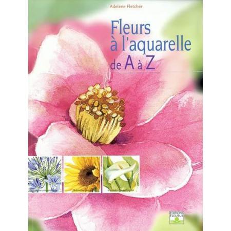 Fleurs à l'aquarelle de A à Z