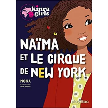 Naïma et le cirque de New York