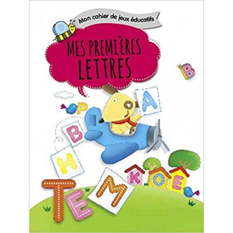 Mes premières lettres - Avec un feutre et des pages effaçables