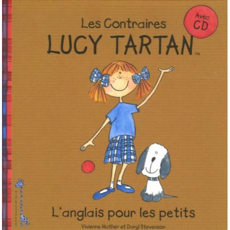 Les Contraires - L'anglais pour les petits avec 1 CD audio